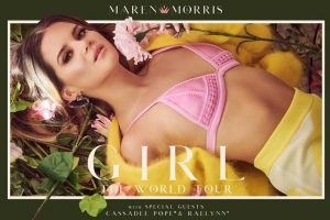 Maren Morris Girl: The World Tour