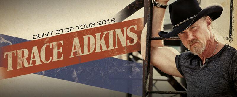 trace adkins dont stop tour