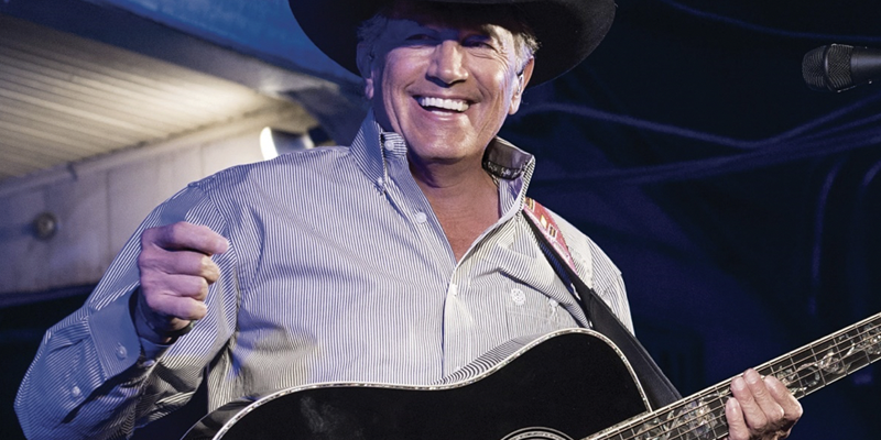 George Strait : Every Little Honky Tonk Bar