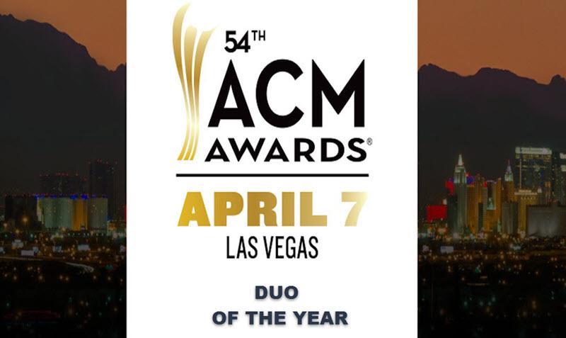 acm awards 2019 duo