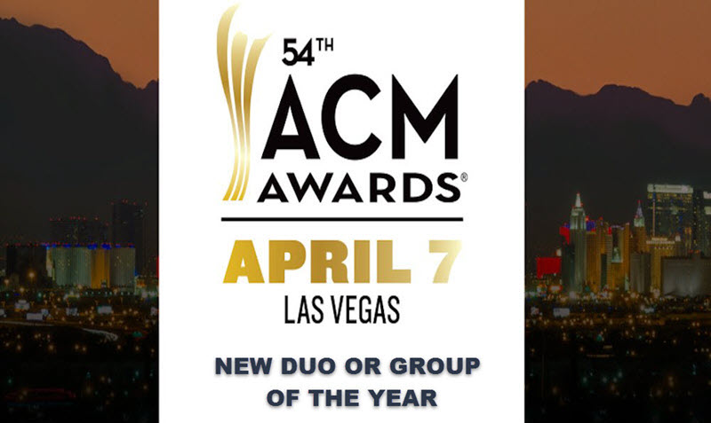 acm awards 2019 new duo group