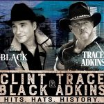 Clint Black and Trace Adkins Hits Hats History Tour