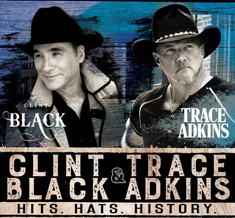 clint black trace adkins tour