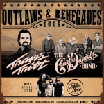 Travis Tritt and Charlie Daniels Band Outlaws & Renegades Tour