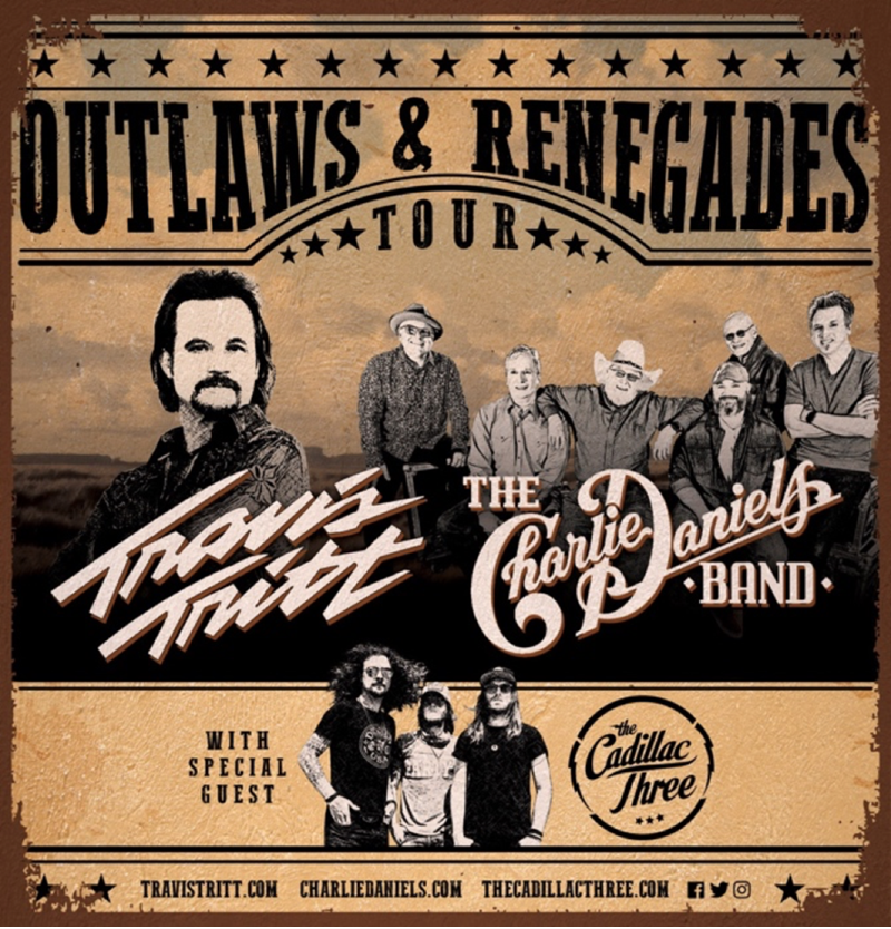 outlaws renegades tour