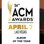 2019 ACM Awards Spotlight: Album of the Year