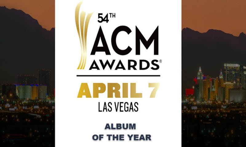 acm awards 2019 album
