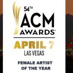 2019 ACM Awards Spotlight: Female Artist of the Year
