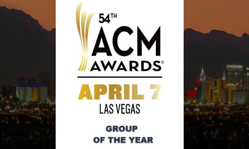 acm awards 2019 group