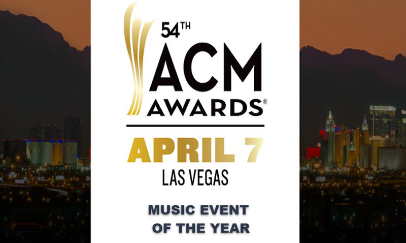 acm awards 2019 music event