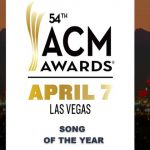2019 ACM Awards Spotlight: Song of the Year