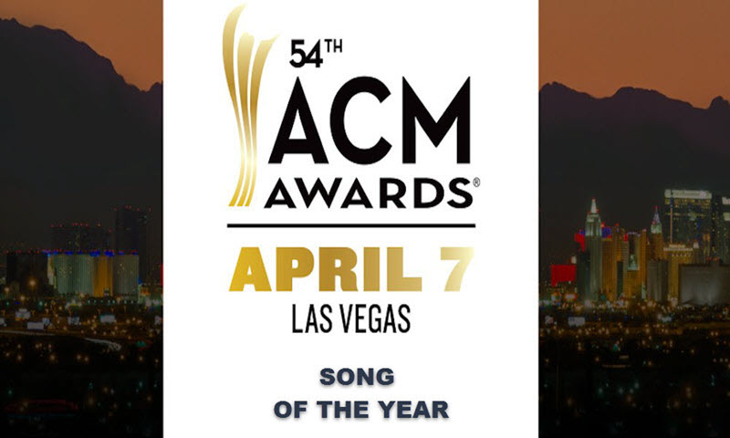 acm awards 2019 song