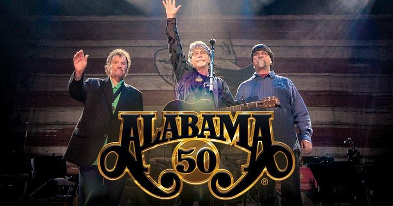Alabama 50th annivesary