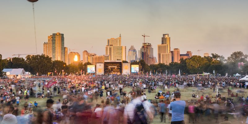 Country Music at ACL Fest
