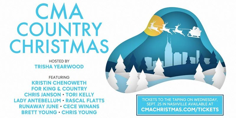 CMA Country Christmas 2019