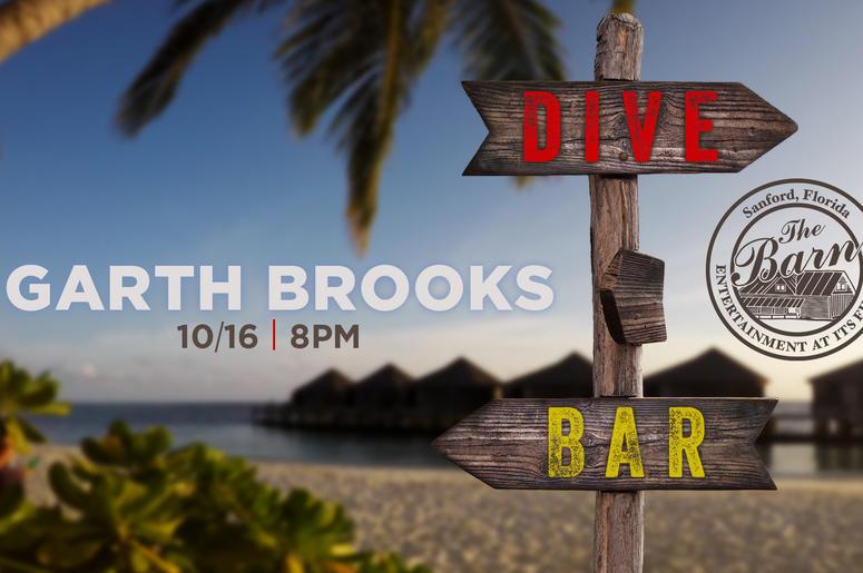 Garth Brooks Florida Dive Bar