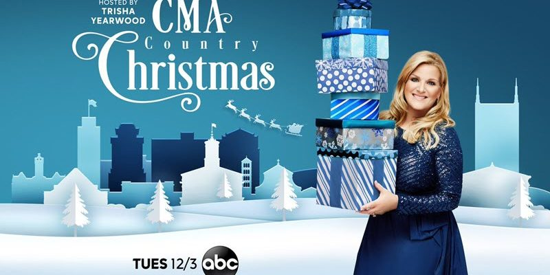 CMA Country Christmas 2019 TV Schedule