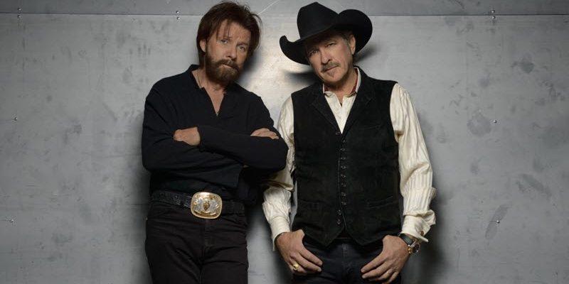 Brooks & Dunn Reboot 2020 Tour