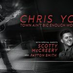 Chris Young Town Ain't Big Enough World Tour 2020