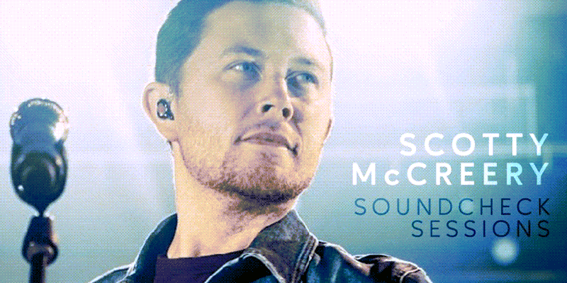 Scotty McCreery : The Soundcheck Sessions