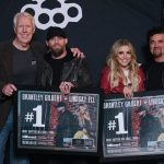 Brantley Gilbert and Lindsay Ell Celebrate No 1 Hit