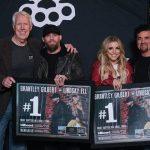 Brantley Gilbert and Lindsay Ell Celebrate No 1 Hit