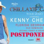 Kenny Chesney Postpones Chillaxification Tour