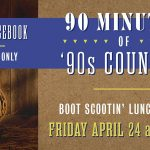 90 Minutes of 90's Country