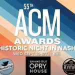 ACM Awards Moved to Nasvhille Sept 16