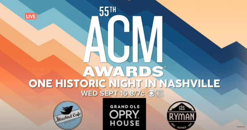 ACM Awards Nashville