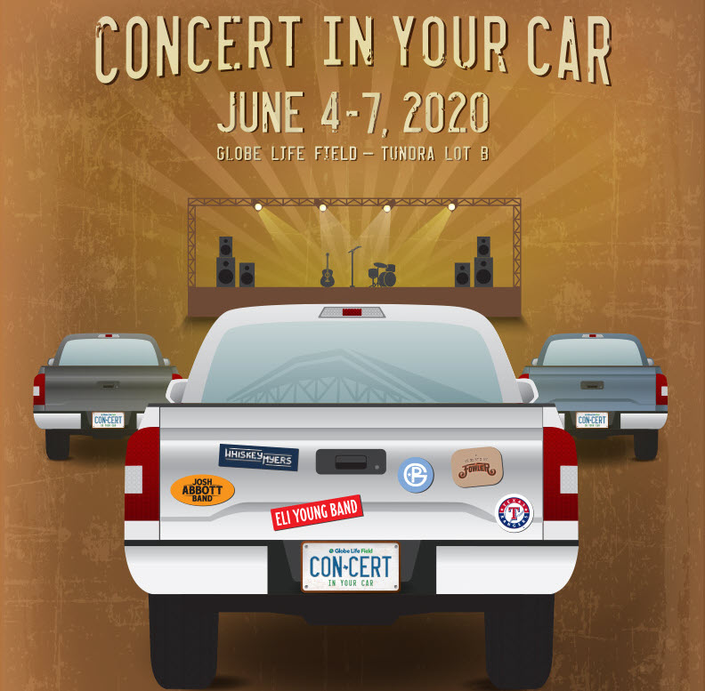 Concert In Your Car
