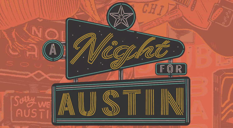 A Night For Austin