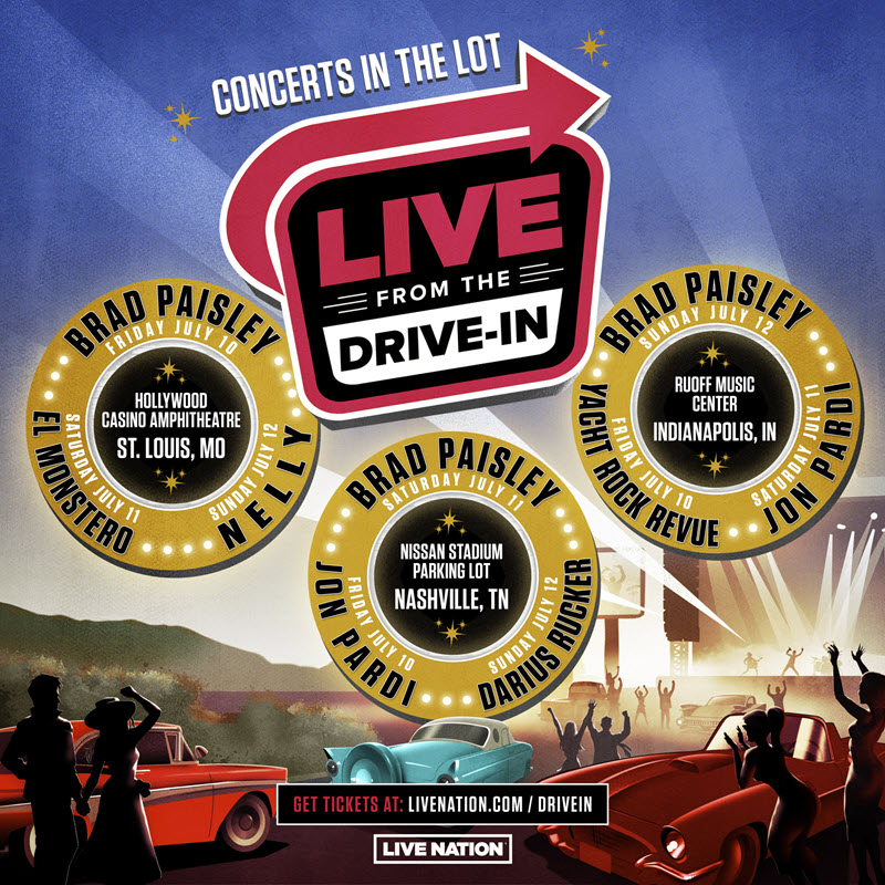 Drive In lineup