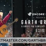 Garth Brooks Drive-In Concert