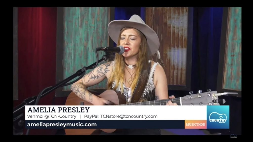 Amelia on The Country Network