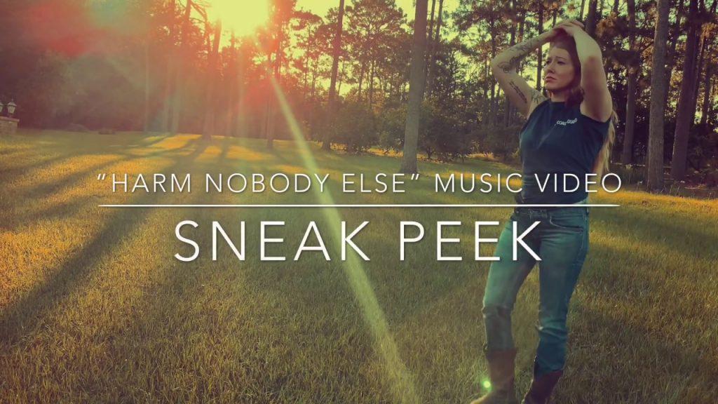 Sneak Peak - Harm Nobody Else Music Video