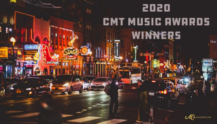 CMT Awards Winners 2020
