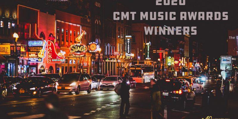 2020 CMT Music Awards Winners