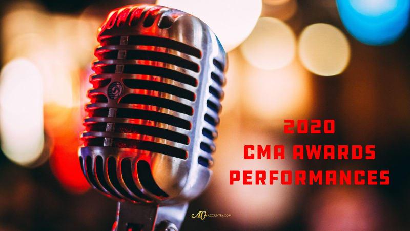 CMA Awards Performances