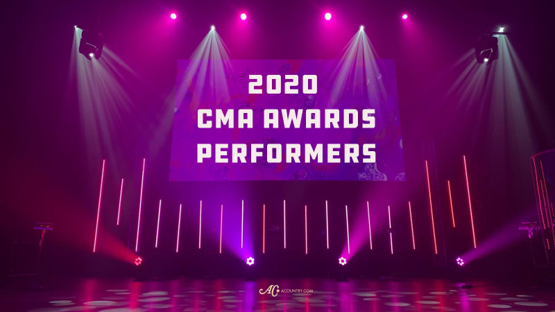 CMA Performers