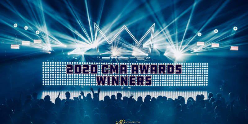2020 CMA Awards Winners
