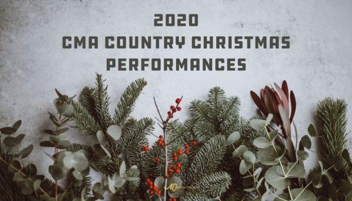 2020 CMA Country Christmas