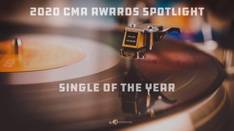 CMA Single of the Year