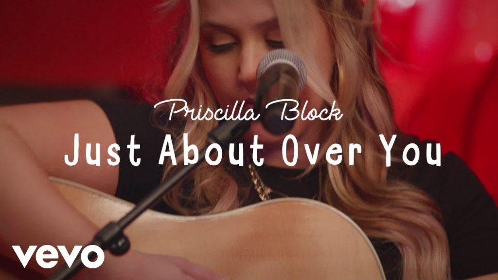 Just About Over You (Acoustic)