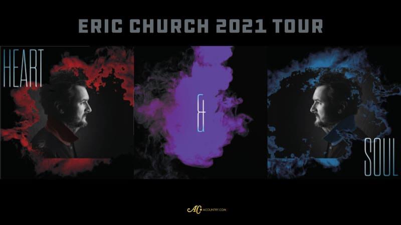 Eric Church 2021 Tour