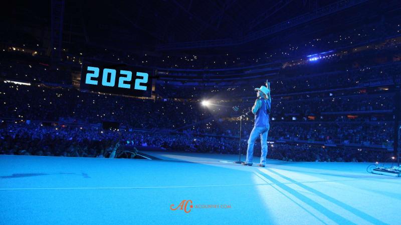 Kenny Cheseney 2022 Tour